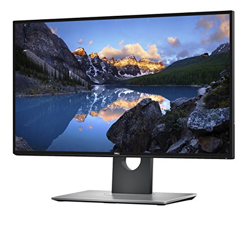 "Dell Ultra Sharp LED-Lit Monitor 25"" Black (U2518D)