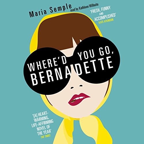 Where'd You Go, Bernadette cover art