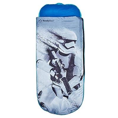 Cama de aire y saco de dormir ReadyBed diseño Stormtrooper de Star Wars