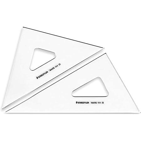 ステッドラー 三角定規 製図 セット マルス 30cm 964 30