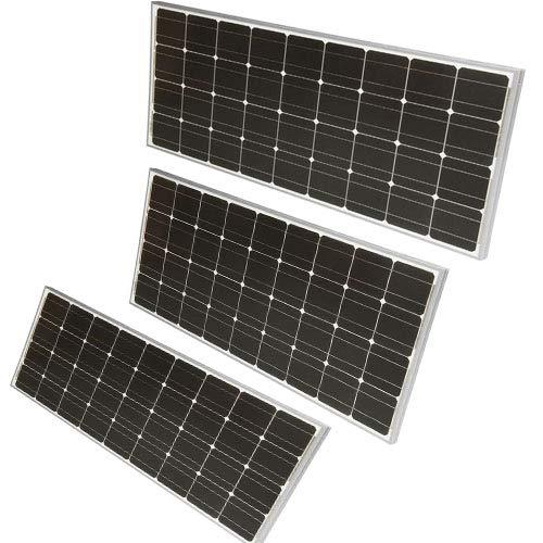 Kit Fotovoltaico 3KW Pwm Inverter 2000W Pannello Solare 300W regolatore 30amp