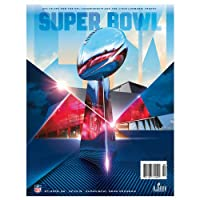 NFL 第53回 スーパーボウル オフィシャル プログラム Super Bowl LIII -