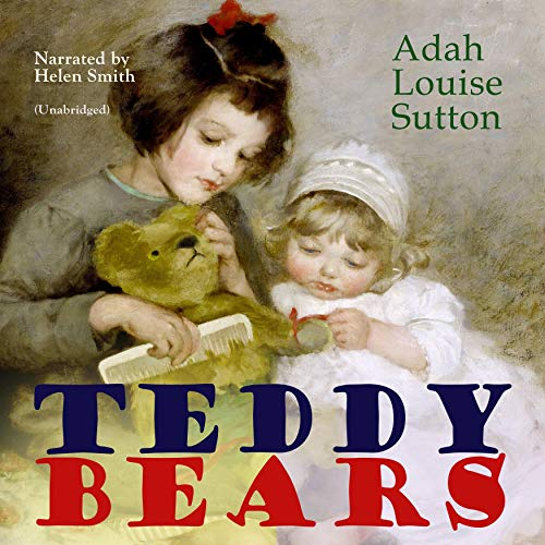 Teddy Bears audiobook cover art