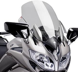 /2005/Yamaha Fjr 1300/laterale specchietto retrovisore retrovisori Fast Pro moto nero 2003/