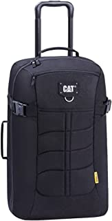 Caterpillar Knuckleboon Loader II 62L Wheeled Duffle, (Black), (83428-01)