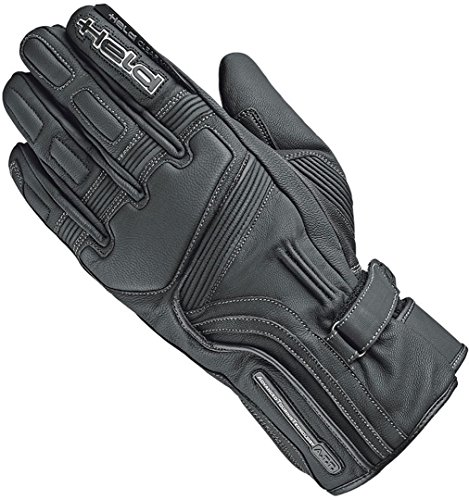 Held Leather Gloves Travel 5 Tex Black 10