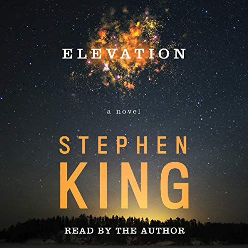 Elevation audiobook cover art