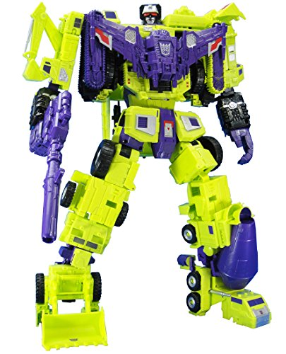 Transformers UW04 Devastar[Devastator]Special luxurious specification Japanese edition|Unite Warriors series/TAKARATOMY Figure/ by Takara Tomy