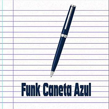 Funk Caneta Azul