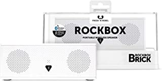 Fresh 'n Rebel RockBox 2 Portable Bluetooth Speaker, White