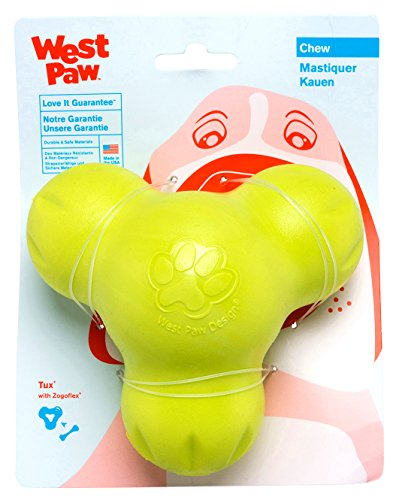 West Paws Zogoflex Tux Treat Toy
