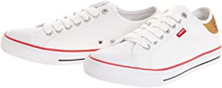 Levis Men Shoes - White