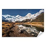 Postereck - 2748 - Himalaya, Natur Landschaft Berge Wasser