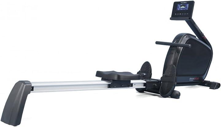 Vogatore rwx-500 toorx richiudibile con ricevitore wireless 8029975995144