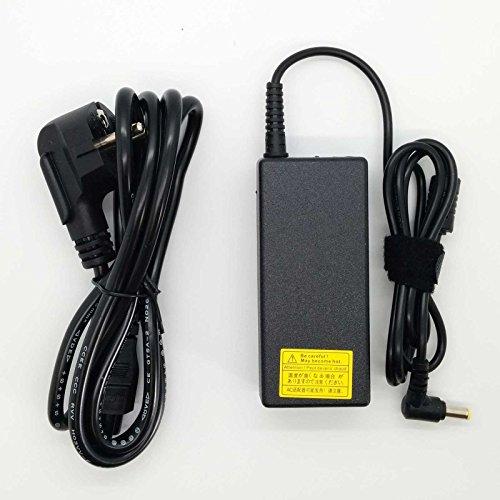 Adaptador Cargador Nuevo y Compatible para Portátiles Acer Aspire/Travelmate/Extensa Series de 19v 3,42a o Menos con Punta 5,5mm x 1,7mm