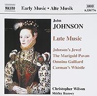 John Johnson: Lute Music (2003-05-20)