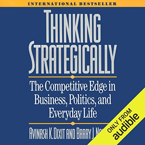 Thinking Strategically Titelbild