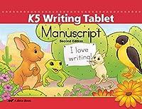 K5 Writing Tablet Manuscript [並行輸入品]