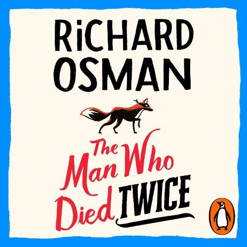 The Man Who Died Twice cover art