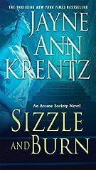 Sizzle and Burn (Arcane Society, Book 3)