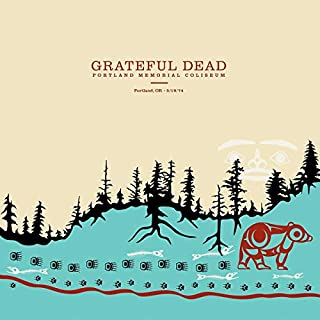 Portland Memorial Coliseum, Portland, OR, 5/19/74 (Live) (Vinyl) by Grateful Dead (B07DKN1DWL) | Amazon price tracker / tracking, Amazon price history charts, Amazon price watches, Amazon price drop alerts