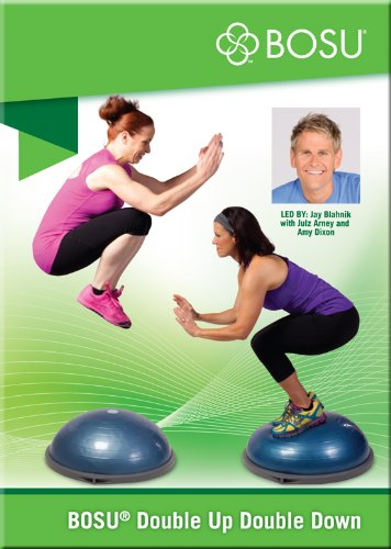 Bosu Double Up/Double Down Fitness DVD