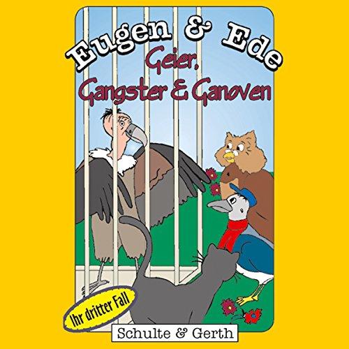 Geier, Gangster und Ganoven cover art