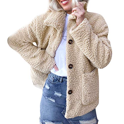 For Sale! NANTE Top Loose Women's Coat Wool Knit Coats Jacket Baggy Warm Crochet Outwear Cardigan Ou...