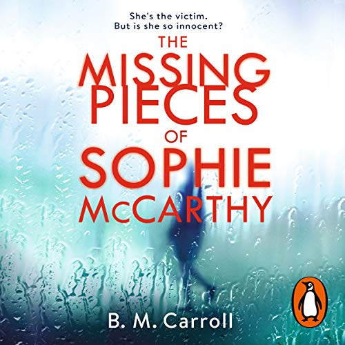 The Missing Pieces of Sophie McCarthy audiobook cover art