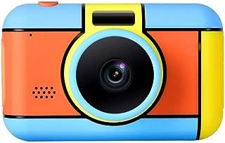 Fine Kids Digital Camera, Mini Cartoon Camera Cameras Kids Camcorder for Birthday Christmas Shockproof Anti-Drop Toddler Cameras Child Camcorder
