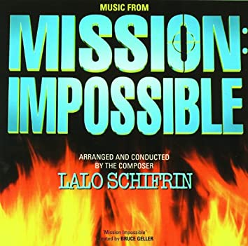 Music From Mission Impossible
