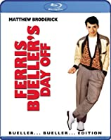 Ferris Bueller's Day Off (Bueller...Bueller...Edition) [Blu-ray]