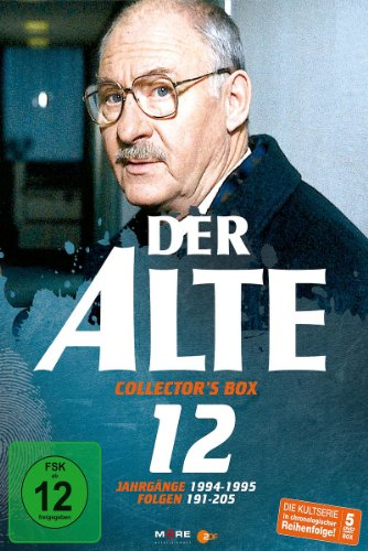 Der Alte - Collector's Box Vol. 12 (Folgen 191-205) [5 DVDs]