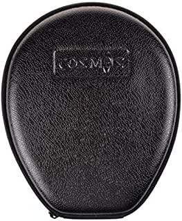 Cosmos ® PU Leather Protection Carrying Box for LG Electronics Tone LG HBS730 / HBS-750 / HBS-760 / HBS-800 Stereo Wireless Bluetooth Headset - Black