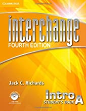 Interchange Intro Student's Book A with Self-study DVD-ROM (Interchange Fourth Edition)