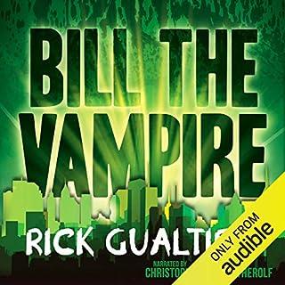 Bill the Vampire cover art