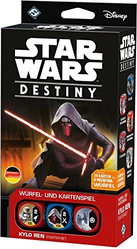 Preisvergleich Produktbild Fantasy Flight Games iSWD01 Star Wars: Destiny-Kylo Ren Starter-Set
