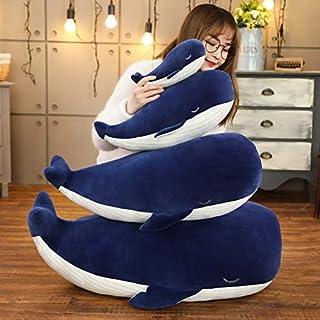 25-65 cm Creatieve leuke Super Zachte Knuffel Zee Dier Grote Blauwe Walvis Knuffel Knuffeldier kinderen verjaardagscadeau ...