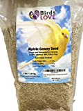 Birds LOVE Alpiste 100% Non-GMO Double Cleaned Canary Seed 5lbs
