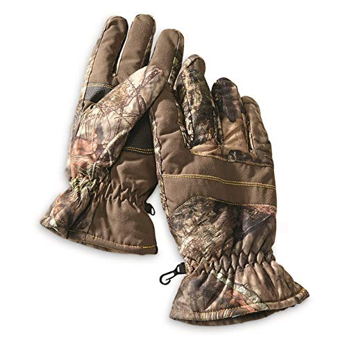 Hot Shot Mens Defender Winter Thermal Gloves, Camo
