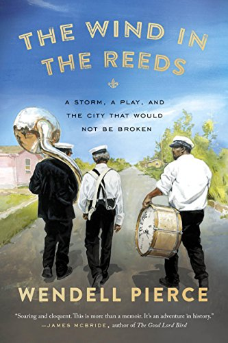 The Wind in the Reeds: A Storm, A Play, and the City That Would Not Be Broken (English Edition)