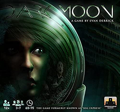Dark Moon Board Game by Stronghold Games