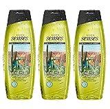 Avon - Juego de geles de ducha (3 unidades, 500 ml)