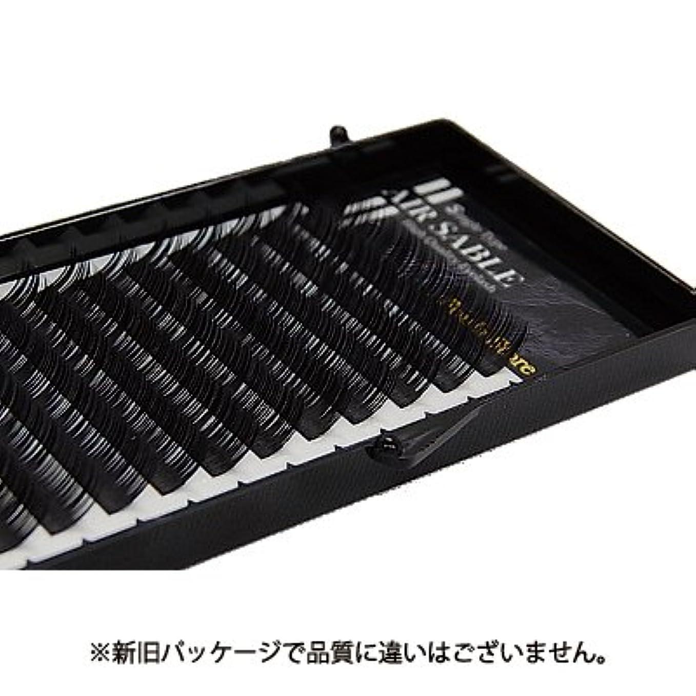 コンピューターを使用する不均一ささやき【フーラ】エアーセーブル シート 12列 Cカール 10mm×0.15mm