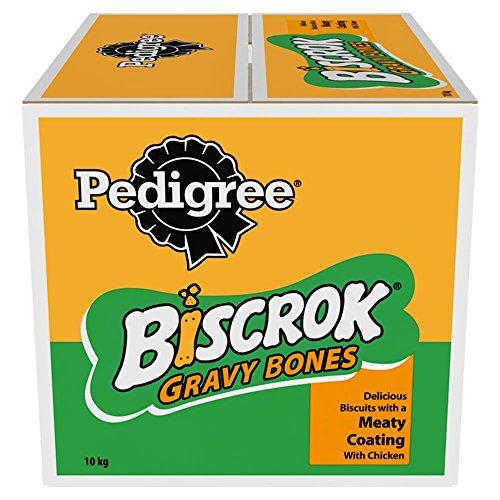 Mars Petfoods Pedigree C&T Sauce Knochen Hähnchen - 10Kg