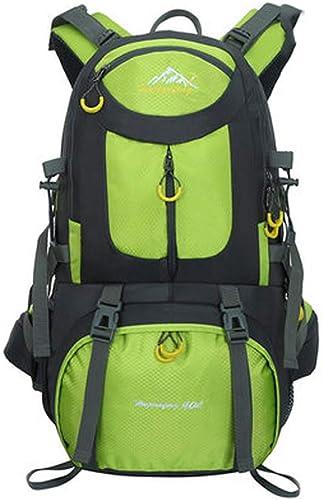 JXJJD Sac à Dos Plein air Alpinisme Sac Sport Sac à Dos Hommes et Femmes Grande capacité Loisirs Voyage Voyage Sac Nouveau Sac (Couleur   3, Taille   60 l)