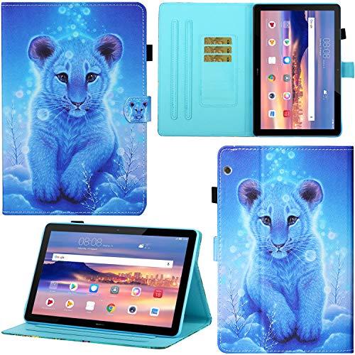 DodoBuy Hülle für Huawei MediaPad T5 10,1