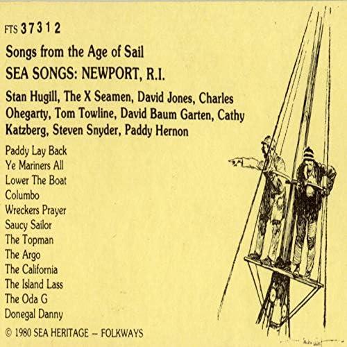 Stan Hugill, The X-Seamen's Insitute & David Jones