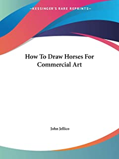 How To Draw Horses For Commercial Art