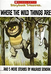 where the wild things are storybook treasures